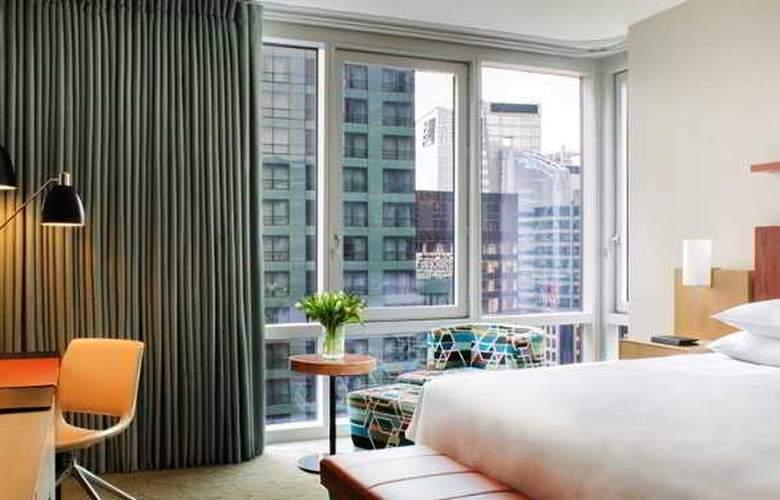 Hyatt Centric Times Square New York - Room - 21