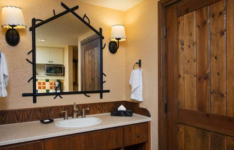 Villas at Disneys Wilderness Lodge - Room - 16