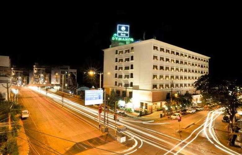 Quality Inn DV Manor - Hotel - 0