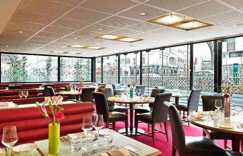 Hyatt Regency Paris Etoile - Restaurant - 26