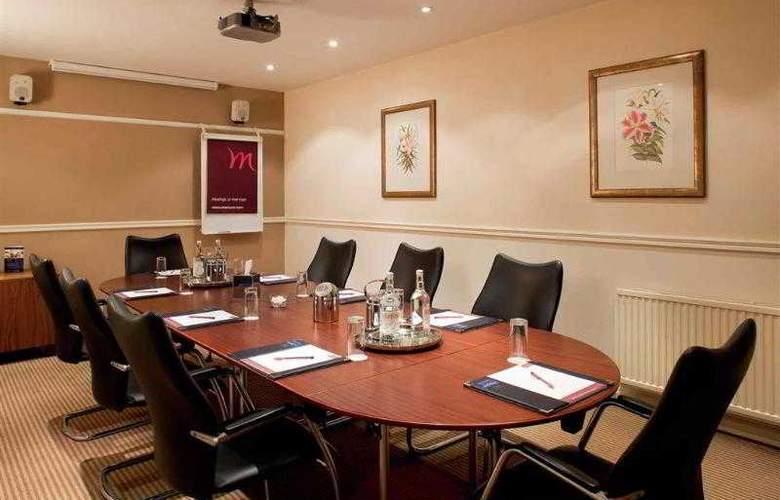 Mercure Milton Keynes Parkside House - Hotel - 21