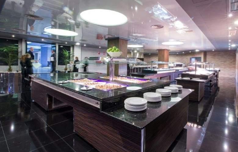 Sercotel Gran Luna de Granada - Restaurant - 47