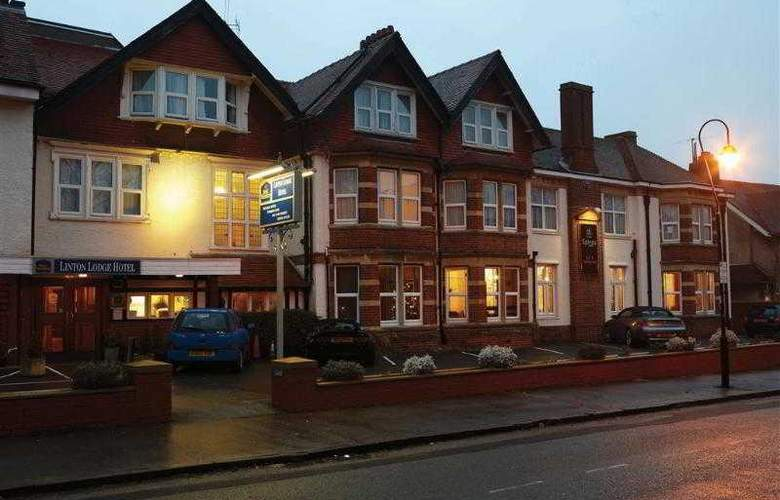 Best Western Linton Lodge Oxford - Hotel - 60