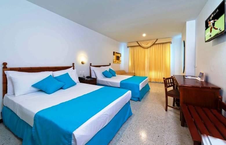 Cartagena Plaza - Room - 5