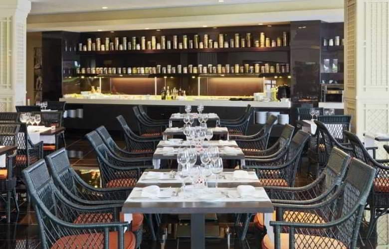 H10 Andalucia Plaza  - Restaurant - 18