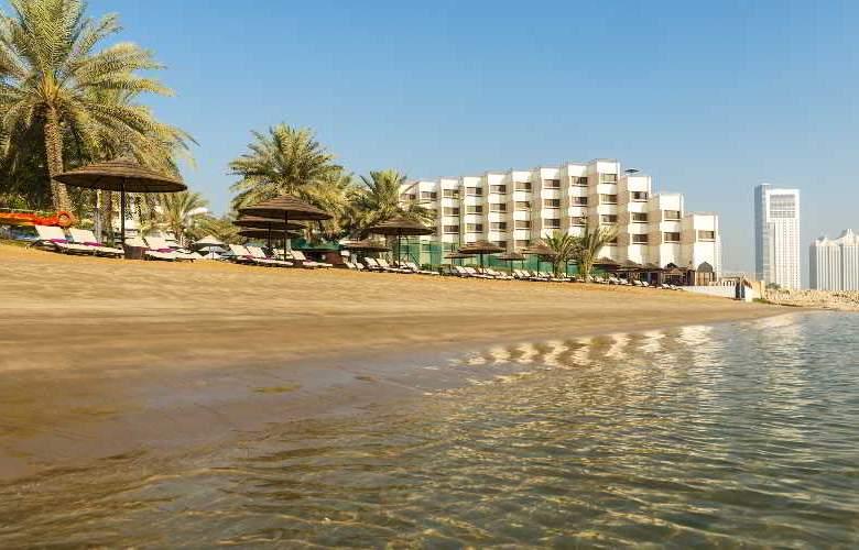 Le Meridien Abu Dhabi - Beach - 35