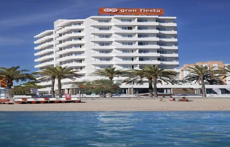 HM Gran Fiesta - Hotel - 8