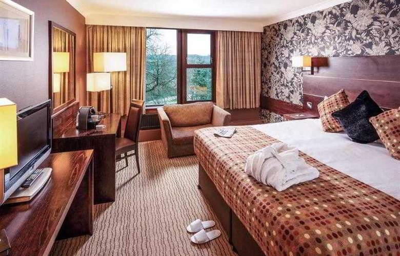 Mercure Bradford Bankfield - Hotel - 18