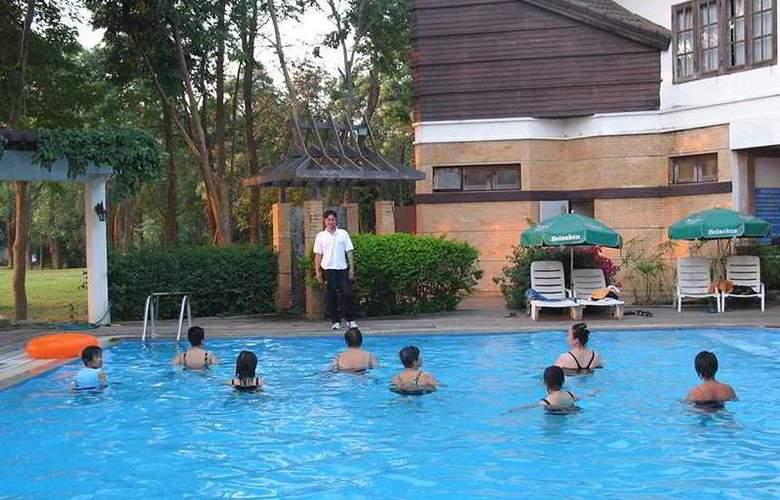 Legacy River Kwai Resort - Pool - 4
