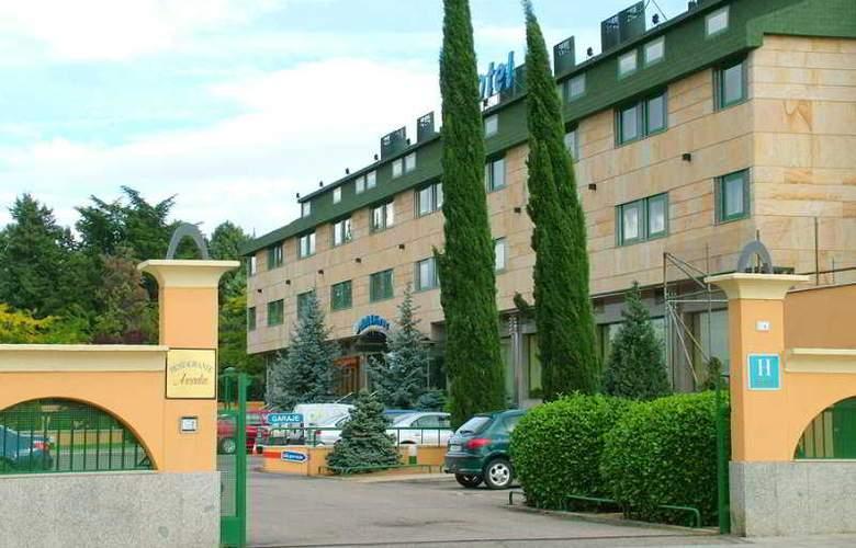 Horus Salamanca - Hotel - 0