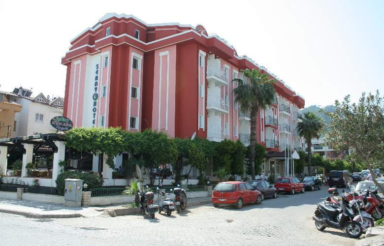 Seray Center Hotel - Hotel - 0