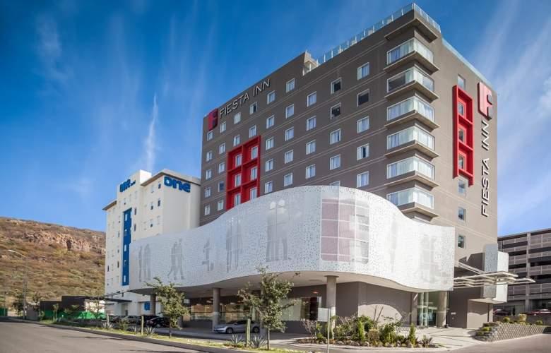Fiesta Inn Queretaro Centro Sur - Hotel - 0