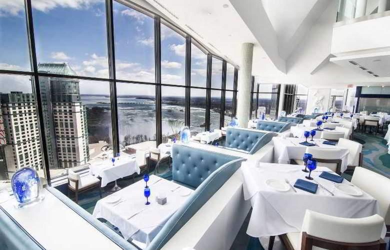 Hilton Hotel & Suites Niagara Falls/Fallsview - Restaurant - 25