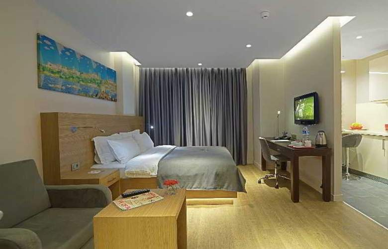 End Suites Taksim - Room - 6