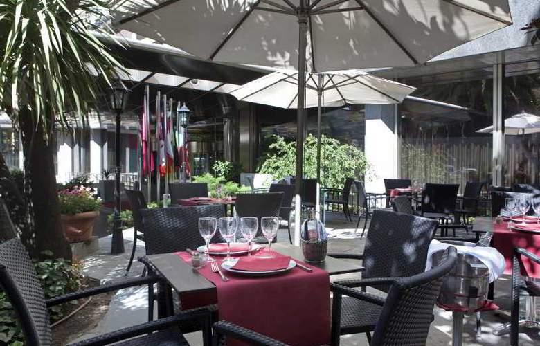 Courtyard Madrid Princesa - Terrace - 26