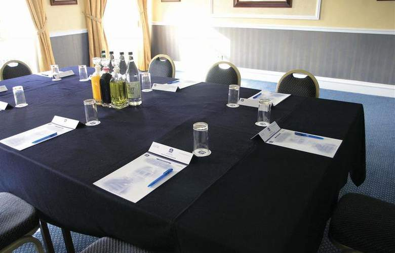 Best Western West Retford - Conference - 79