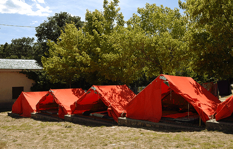 Campamento Juvenil de San Pedro de las Herrerías - Hotel - 0