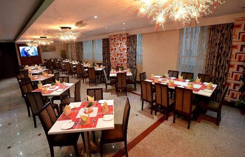 Elegance Castle Hotel - Restaurant - 32