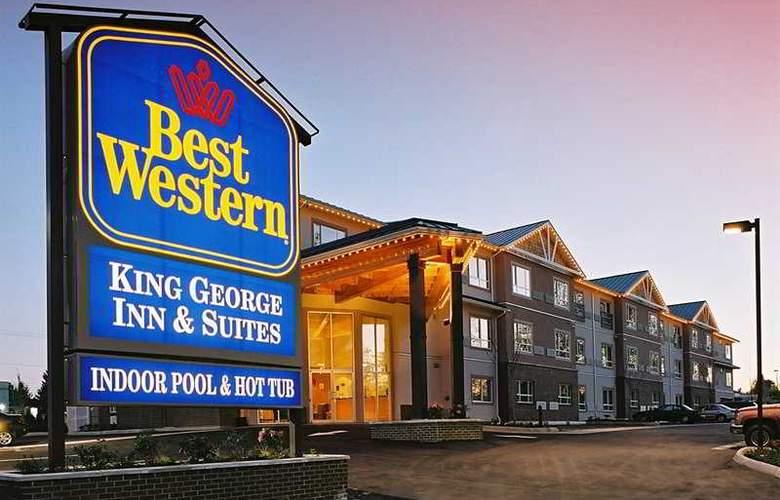 Best Western Plus King George Inn & Suites - Hotel - 0