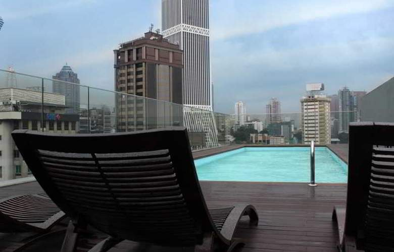 Pacific Express Hotel Central Market Kuala Lumpur - Pool - 10