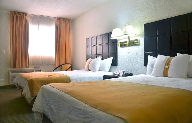 Hotel Valle Grande Obregon - Room - 5