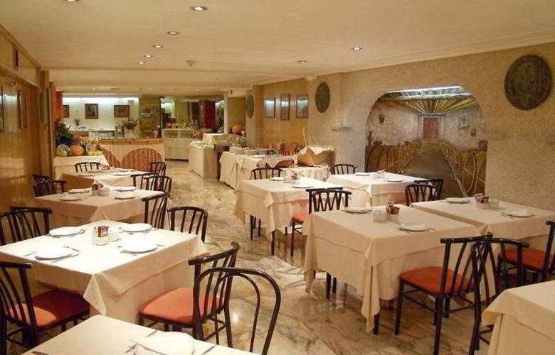 Apartamentos Bahia de Vigo - Restaurant - 3
