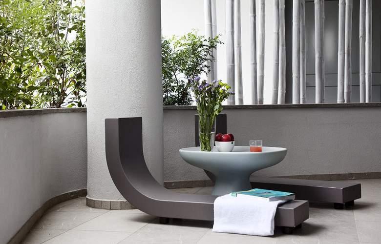 Zambala Luxury Residence - Terrace - 9
