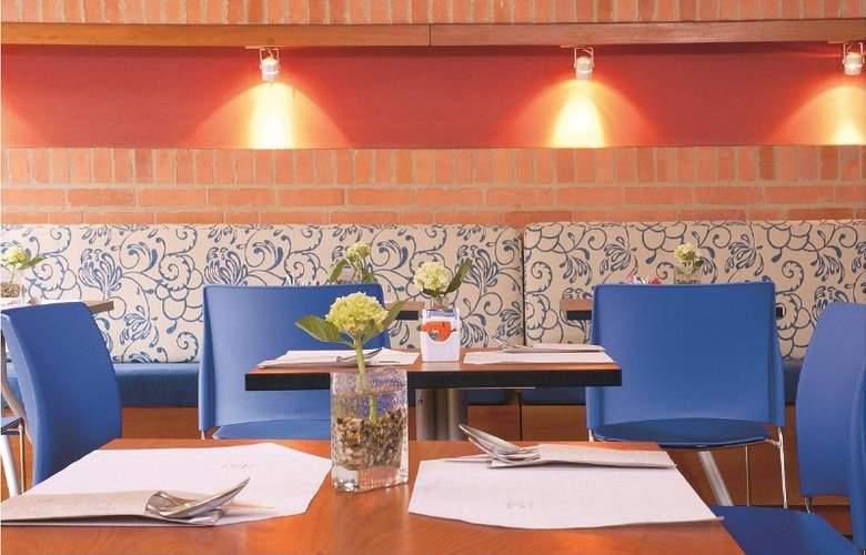 Mercure Bogota Bh Retiro - Restaurant - 9