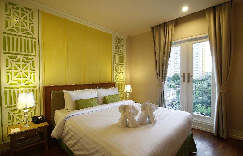 Salil Hotel Sukhumvit Soi Thonglor1 - Room - 6