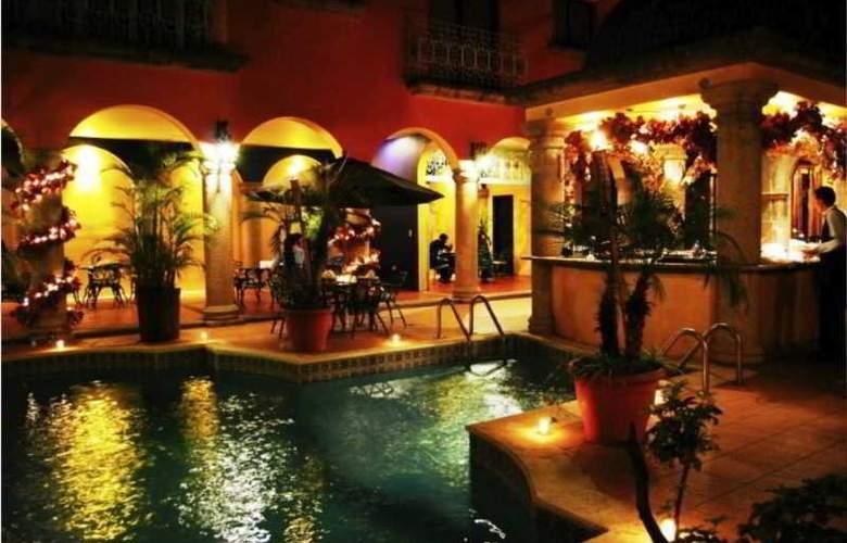 Portal del Angel Hotel - Pool - 1