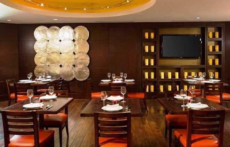Crystal City Marriott Reagan National Airport - Restaurant - 6