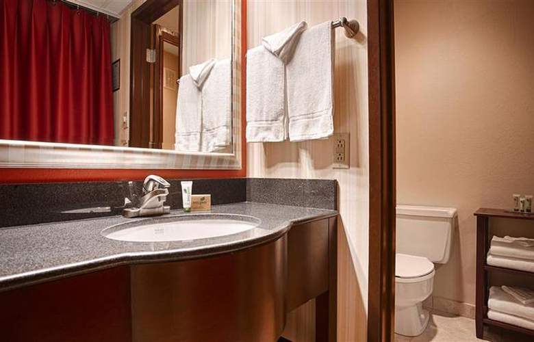 Best Western Sutter House - Room - 35