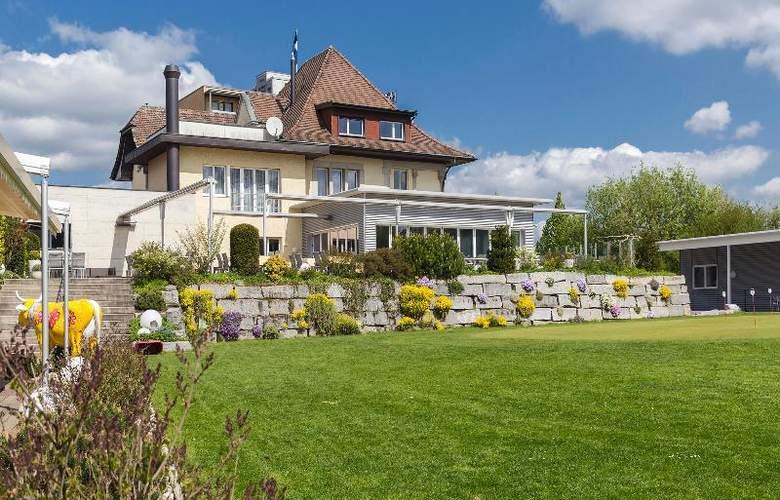 Aarau-West Swiss Quality Hotel - Restaurant - 10