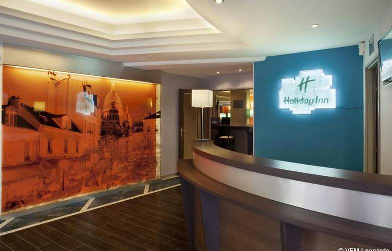 Holiday Inn Paris Montmartre - General - 1