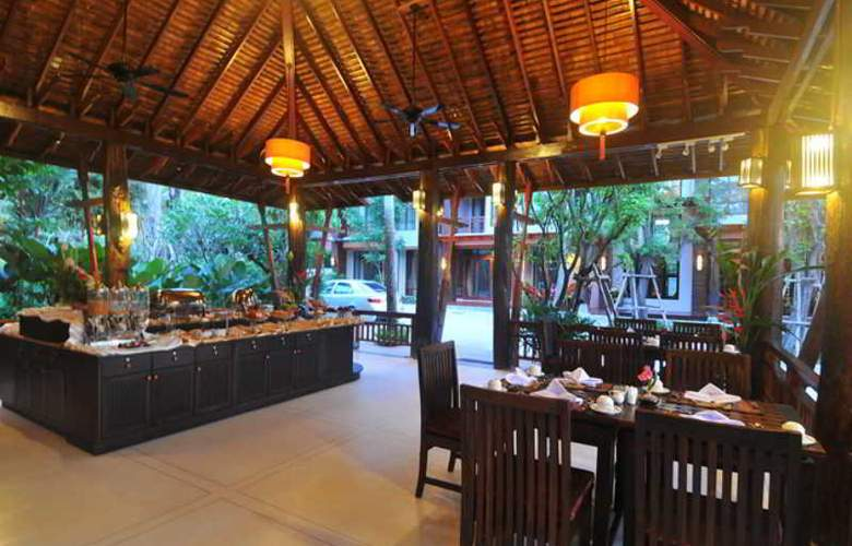 Phu Pi Maan Resort & Spa - Restaurant - 4