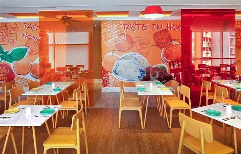 ibis Hong Kong Central and Sheung Wan - Restaurant - 31