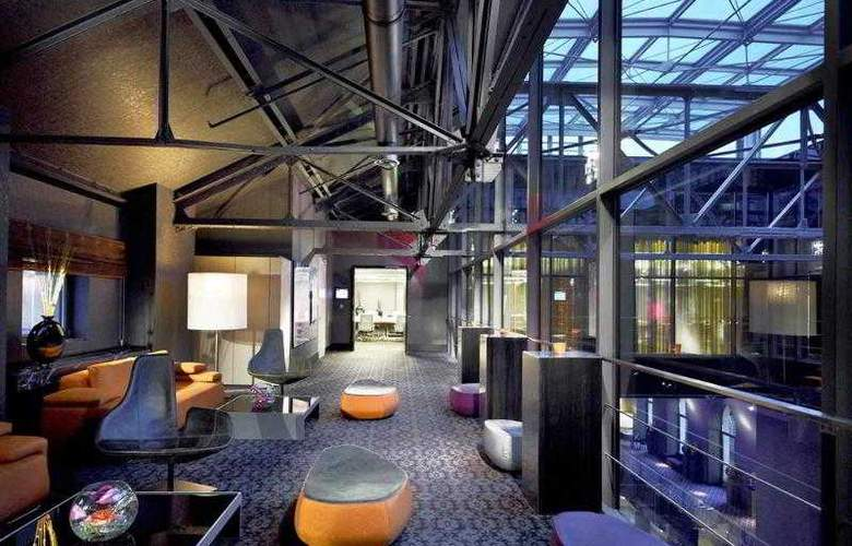 Sofitel Munich Bayerpost - Hotel - 16