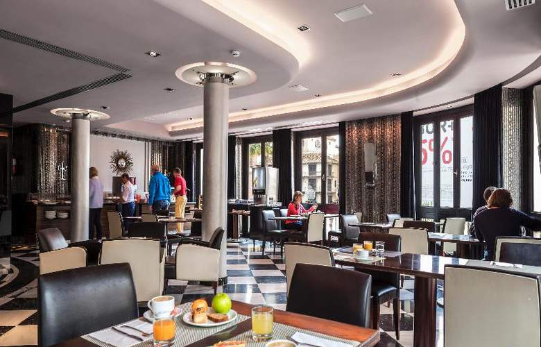 Room Mate Larios - Restaurant - 13