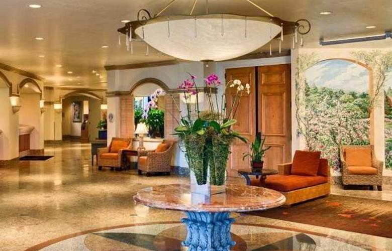 Sacramento Marriott Rancho Cordova - Hotel - 9