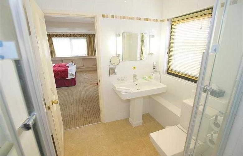 Best Western Forest Hills Hotel - Hotel - 179