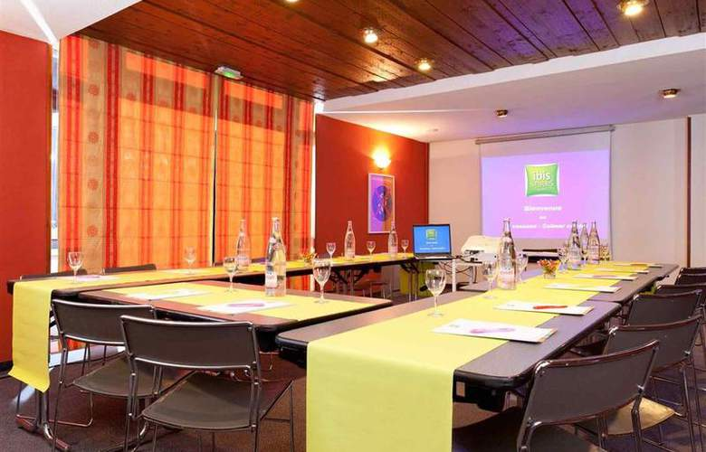 Ibis Styles Colmar Centre - Conference - 15