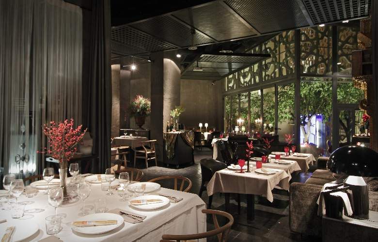 EME Catedral Hotel - Restaurant - 6