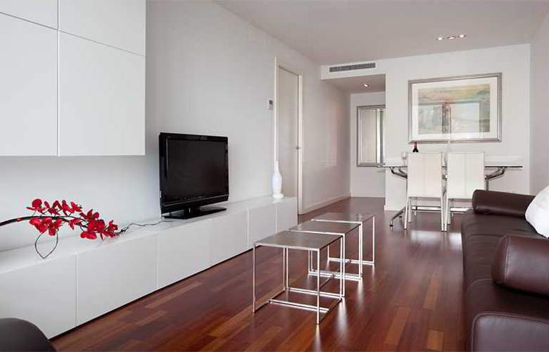 Rent Top Apartments Diagonal Mar - Room - 34