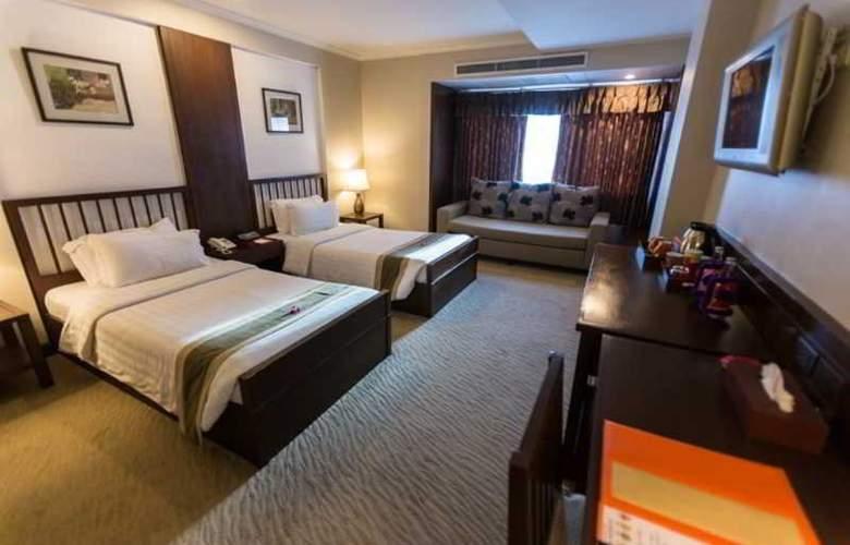 Movenpick Suriwongse Hotel Chiang Mai - Room - 4