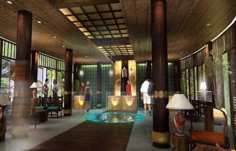 Krabi Cha-Da Resort - Restaurant - 7