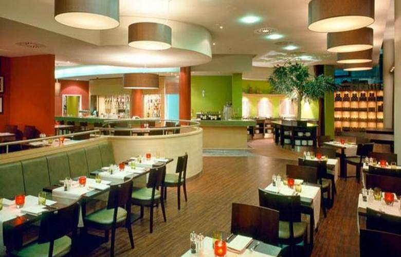 Courtyard by Marriott Berlin City Center - Restaurant - 15