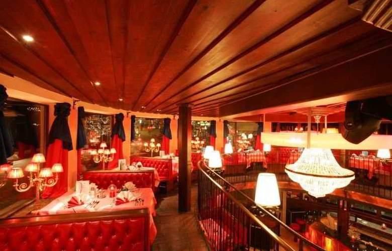 Berger's Sporthotel - Restaurant - 8