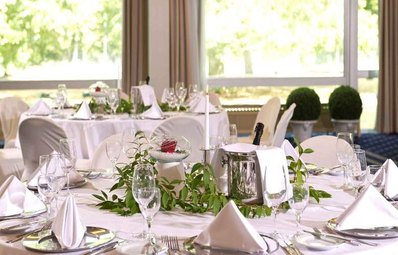 Leonardo Hotel Frankfurt City South - Conference - 18