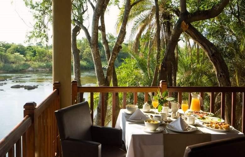Divava Okavango Lodge and Spa - Restaurant - 10