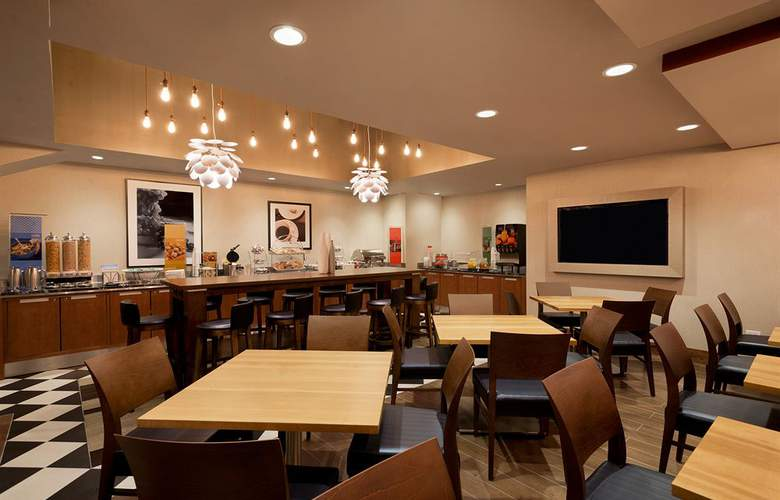 Hampton Inn Manhattan/Downtown-Financial District - Meals - 22